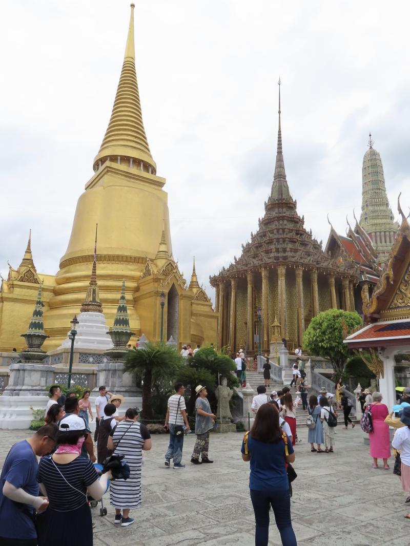 Bangkok City Tour for Transit Passengers at Suvarnabhumi
