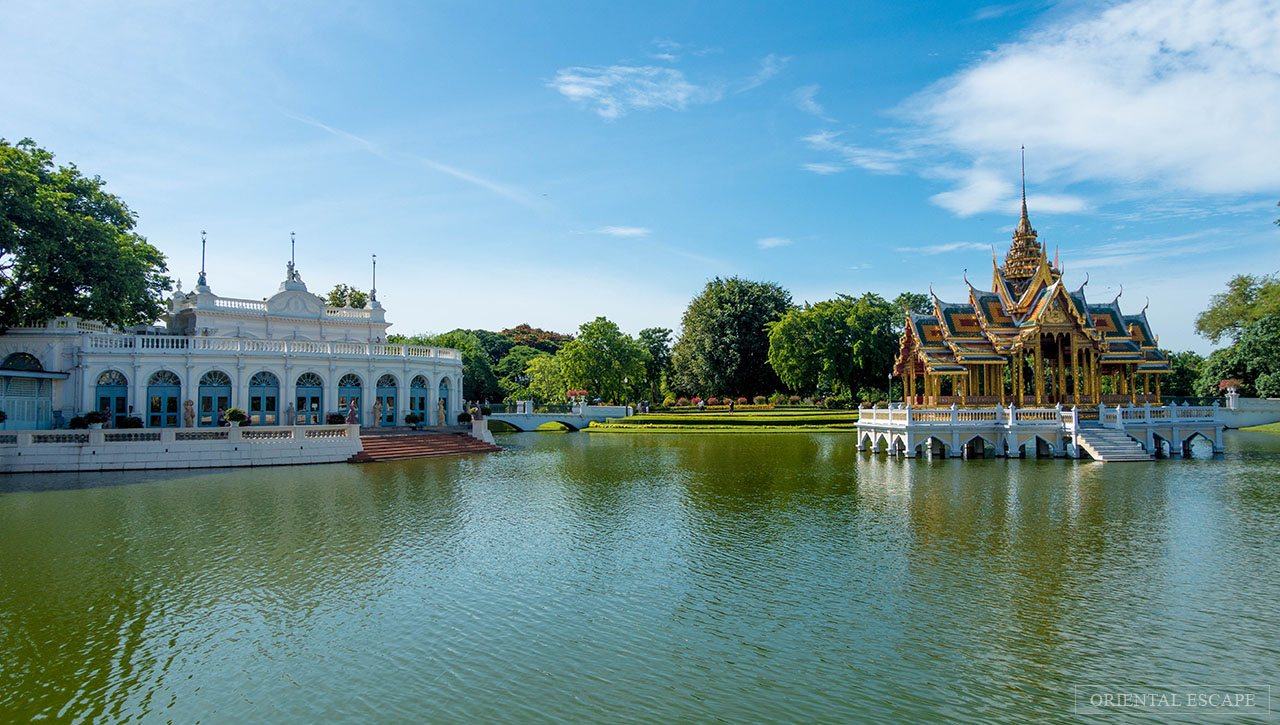 Ayutthaya Tour by White Orchid River Cruise - Full Day