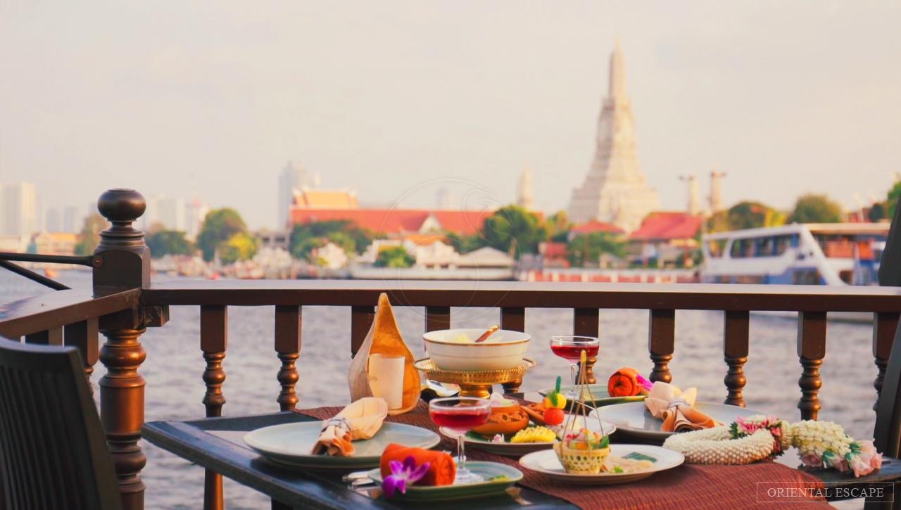 Apsara Luxury Dinner Cruise by Banyan Tree Hotel Bangkok