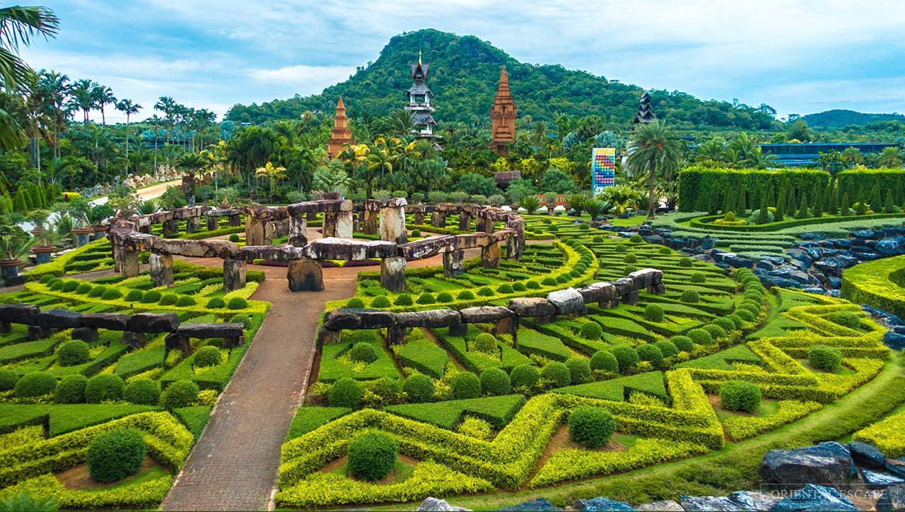 Image result for Sun Nong Nooch, Thailand